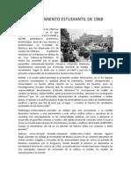 EL MOVIMIENTO ESTUDIANTIL DE 1968.docx