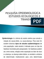 Pesquisas Epidemiologicas. 11-09 vs i