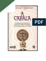A Cabala (Tradicao Cabalista) - Samuel Gabirol