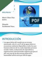 El Agua en Mexico y El Mundo