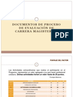 Factores Planes y Formatos Cm Etapa Xxi