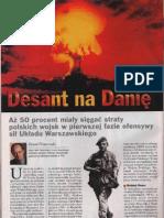 Polish Army Assault on Denmark OP-61