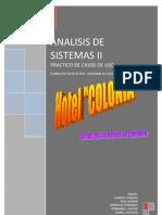 ANALISIS de SISTEMA II-Practico Casos de Uso - Hotel Colonia
