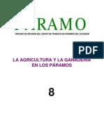 Manejo Paramo y Ganaderia