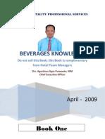 Book One Beverage Knowledge