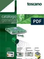 Catalogo General 2011 Toscano