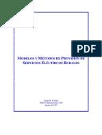 Modelos Electrificacion Rural