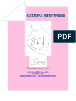 A Guide to Successful Breastfeeding