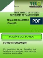Mecanismos planos
