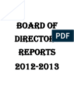 12-13 AGM Reports Combined