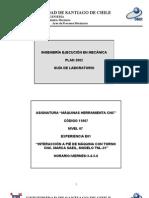 E01 Interaccion a Pie de Maquina Con Torno CNC