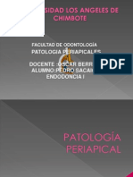 patologia periapicales