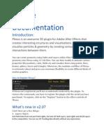 Plexus 2 Documentation