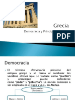 Democracia Grecia
