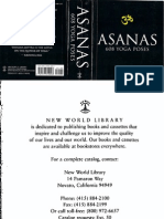 Asanas 608 Yoga Poses - Sri Dharma Mittra