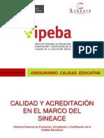 1. IPEBA - SINEACE