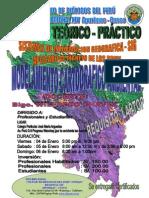 Afiche Modelamiento Cartografico Ambiental.