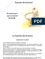 3 La Fuentedebronce