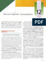 Capítulo #12 - Sistema linfoide (inmunitario)