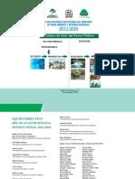 Cadena de Valor en Sector Público - Plan Estrategico Institucional 2012-2016 R.Dominicana