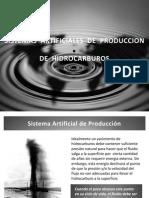 Sistemas Artificiales de Produccion de Hidrocarburos