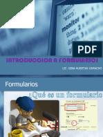 0 FORMULARIOS