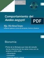 Elvis Comportamiento Del Aedes Aegypti