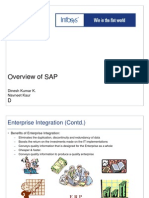 Day 1 SAP Overview Story Board