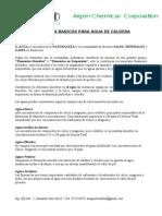 Conceptos Básicos de Caldera Operadores 0311