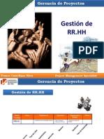 Gestión de RR.HH