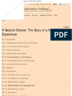 A Second Chance_ the Story of a Near - Death Experience _ Bhaktivedanta Vedabase