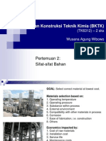 02 Sifat Bahan - Bahan Konstruksi Teknik Kimia (BKTK)