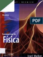 halliday - física 1 - vol 1- 8ª ed