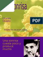UNA SONRISA Charles Chaplin