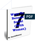 7 Ways to Become Social With Women