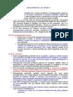 2.Managementul de Proiect - Calitati Manager