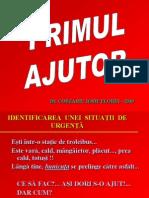 Curs 1 Prim Ajutor Introducere