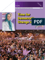 Time for Democratic Change in Iran