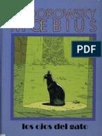 Los Ojos Del Gato - Jodorowsky y Moebius