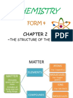 chemistryForm 4- Chapter 2