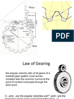 Law of Gearing