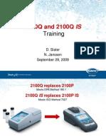 2100Q Sales Training