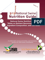 National Swine Nutrition Guide_Tables on Nutrient Recommendations