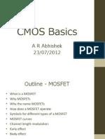 CMOS Basics