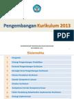 draft kurikulum baru 2013