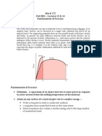 Fracture in Brittle and Ductile Materials
