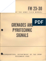 FM 23-30 1969 - Grenades and Pyrotechnic Signals