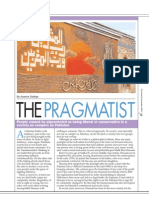 THE PRAGMATIST Ayesha Siddiqa (Monthly Herald 2009)