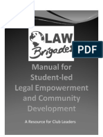 GLB Student Leader Manual