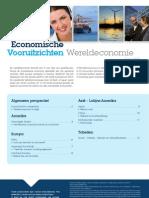 Economische vooruitzichten wereldeconomie - juni 2013